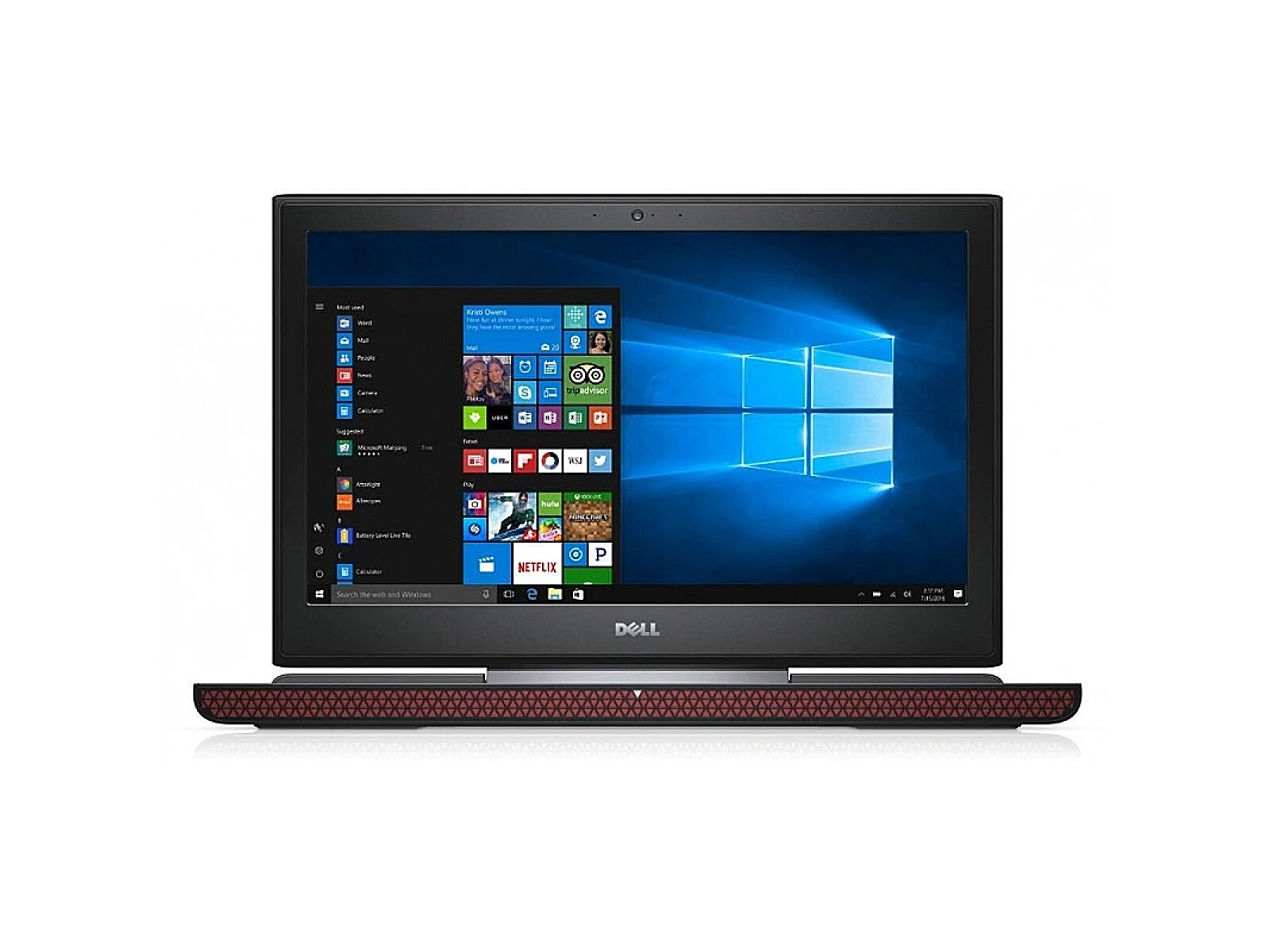 Dell Inspiron 15 (7567) Black, 15.6