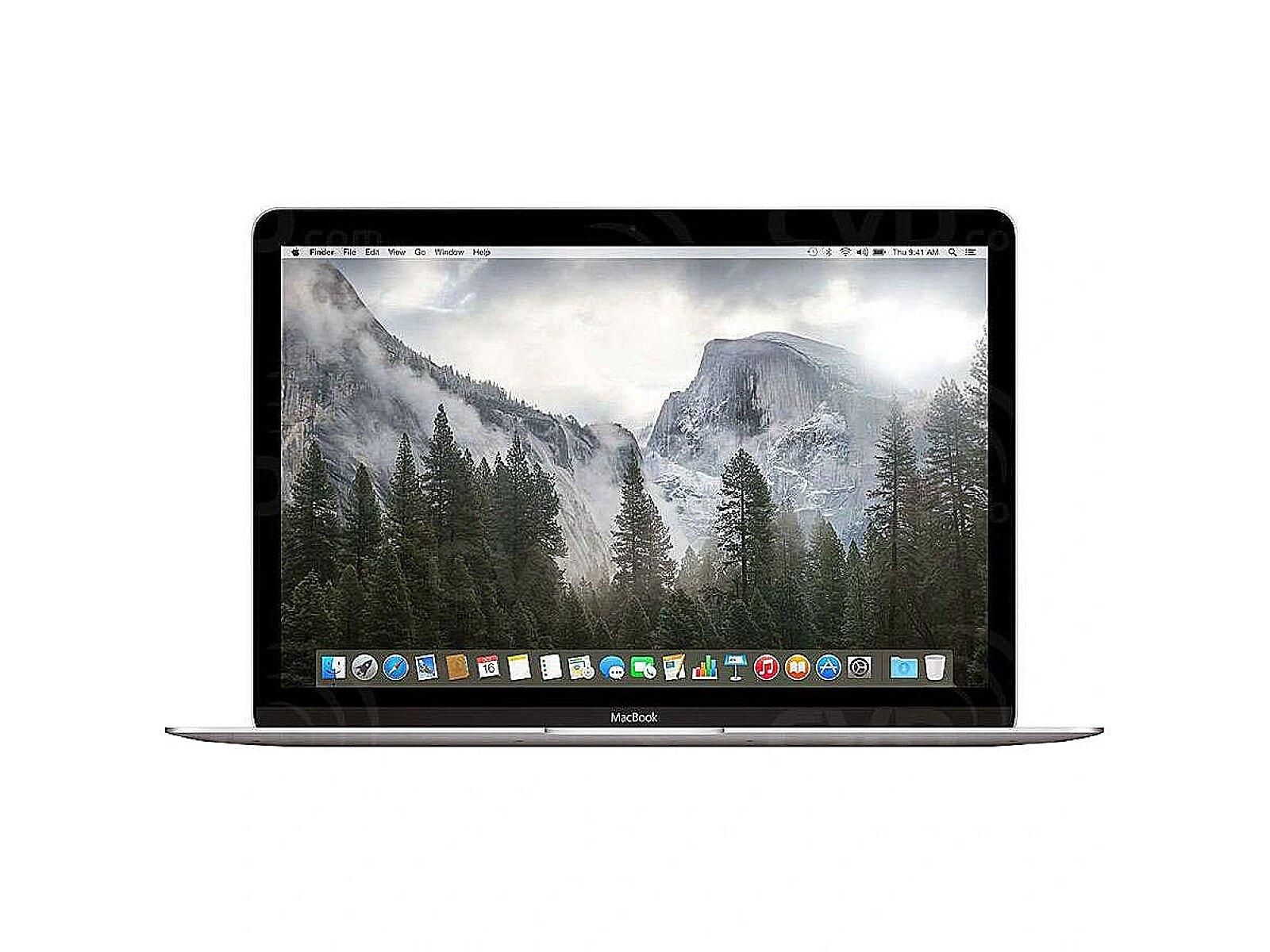 Apple MacBook (2016) Silver, 12