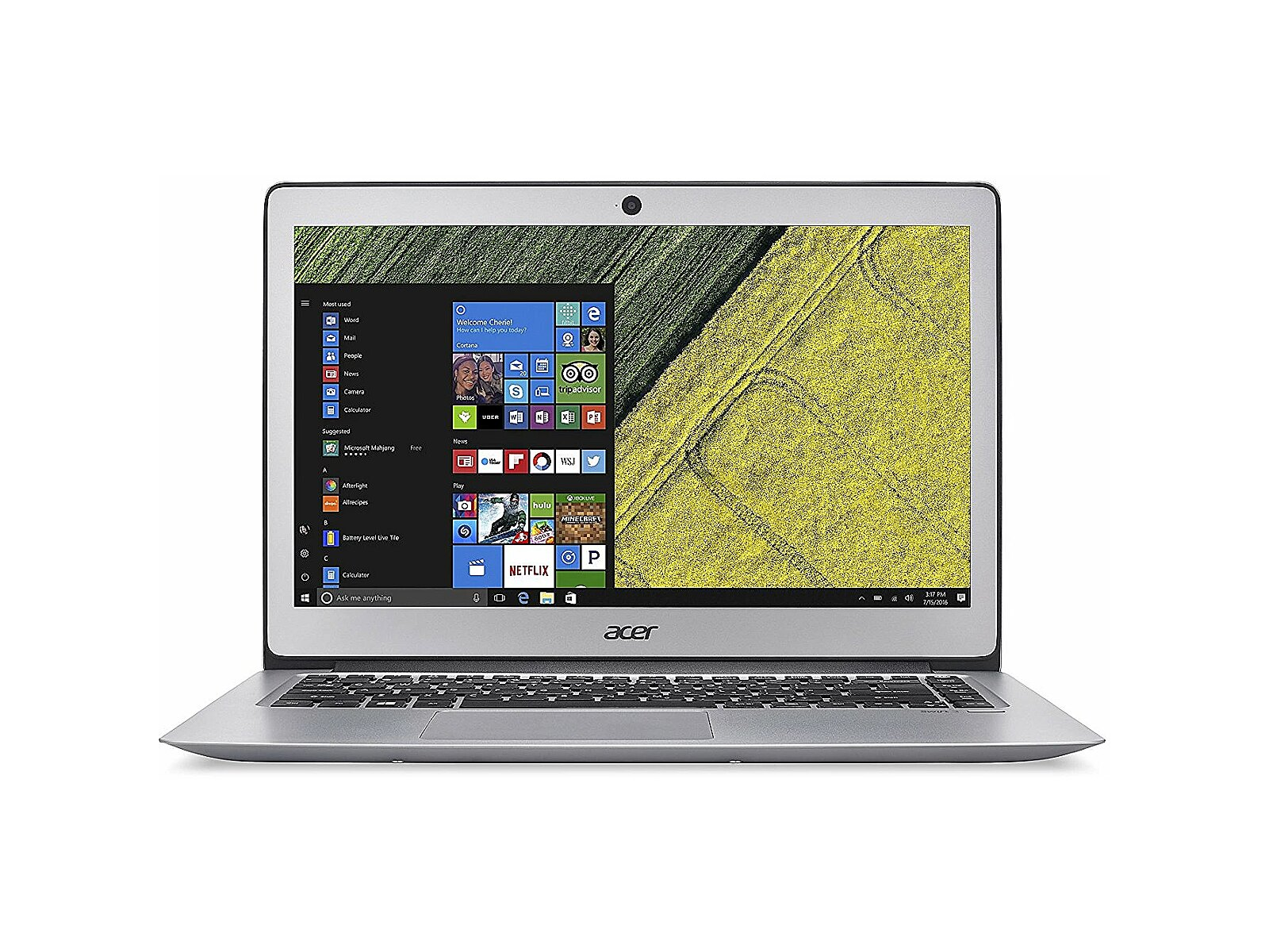 Acer Swift 3 SF314-52 Silver, 14