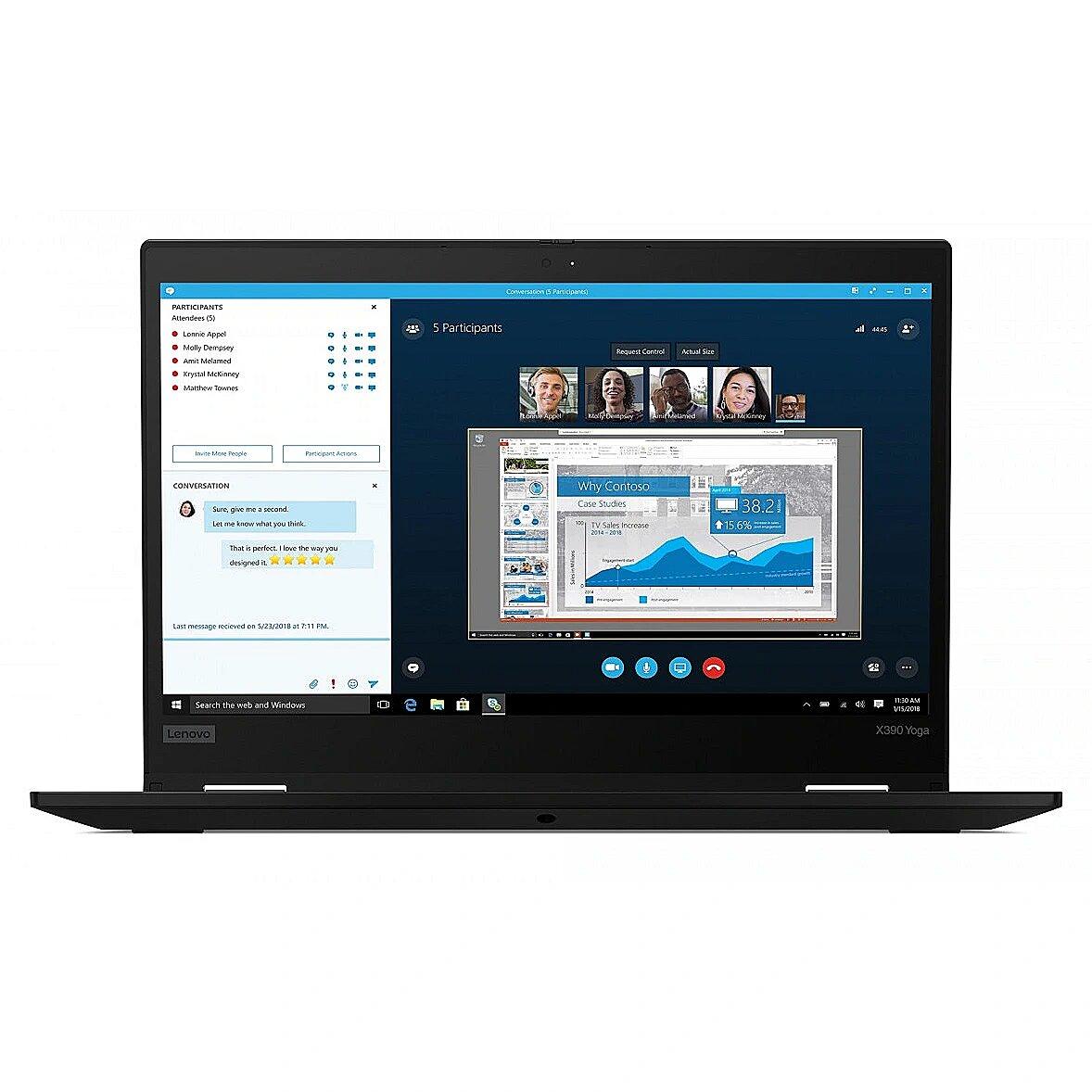 Lenovo ThinkPad X390 Yoga, 13.3