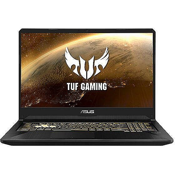 Asus TUF Gaming FX705DU-AU034T Gold Steel, 17.3