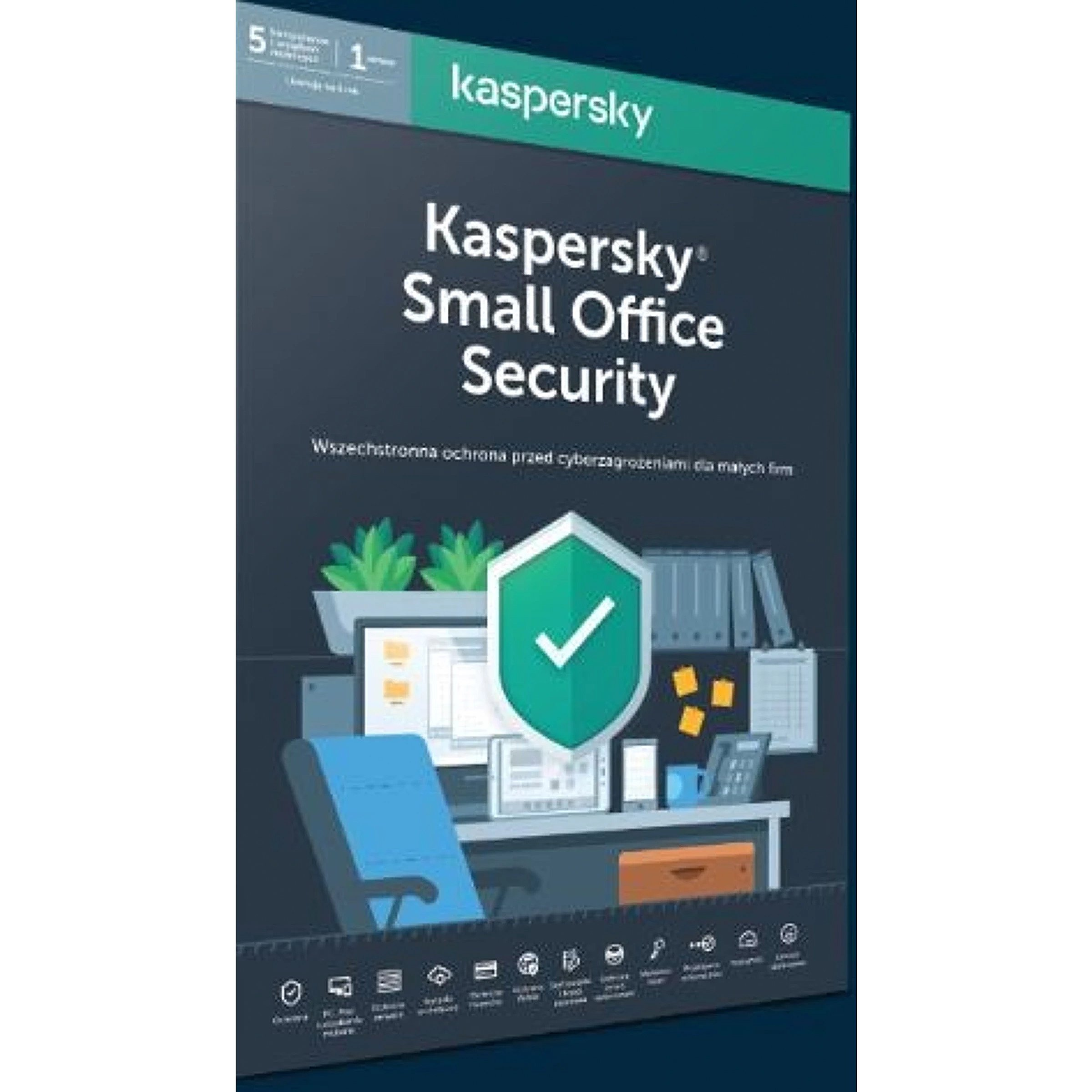 Kaspersky Lab Kaspersky Small Office Security mult..