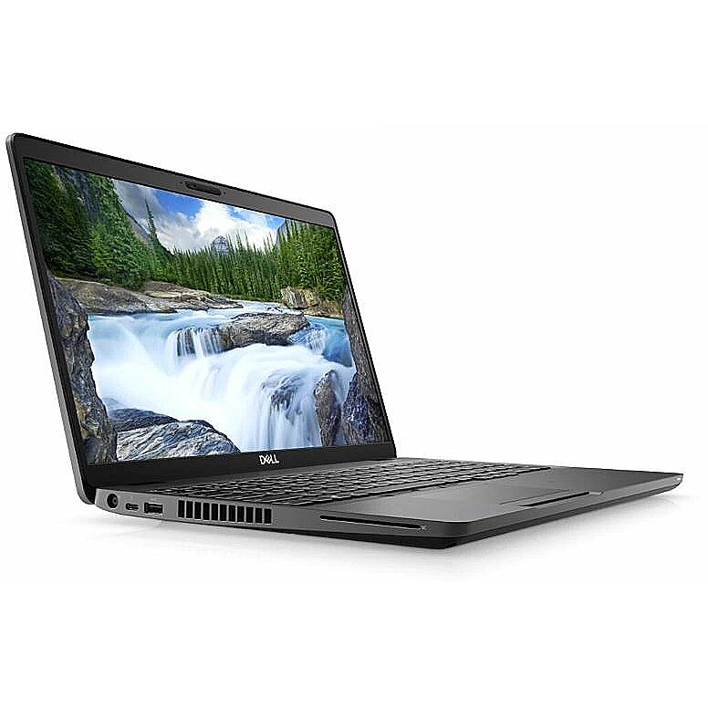 Dell Latitude 15 (5500) Black, 15.6