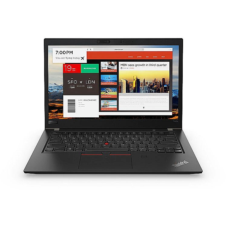 Lenovo ThinkPad T480s Black, 14