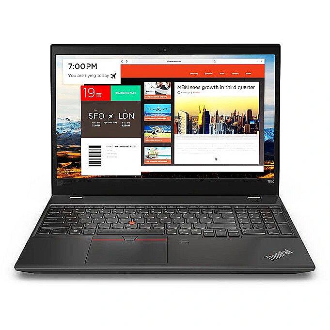 Lenovo ThinkPad T580 Black, 15.6