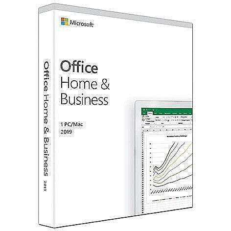 Microsoft T5D-03309 Office Home and Business 2019 ..