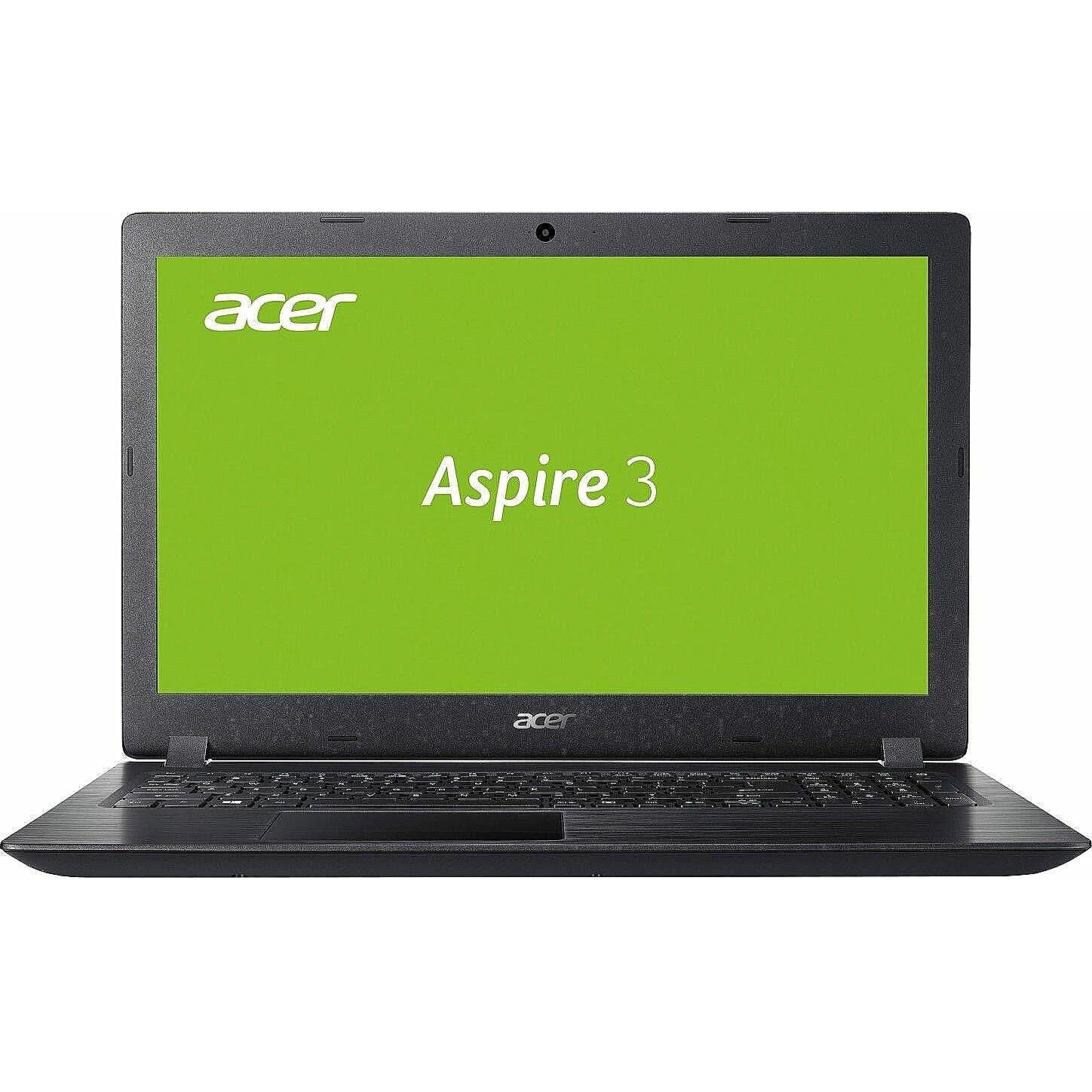 Acer Aspire 3 A315-56-57AR Black, 15.6