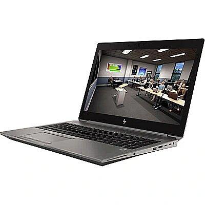 Hewlett Packard ZBook 15 G6 - i7-9850H, 32GB, 512G..