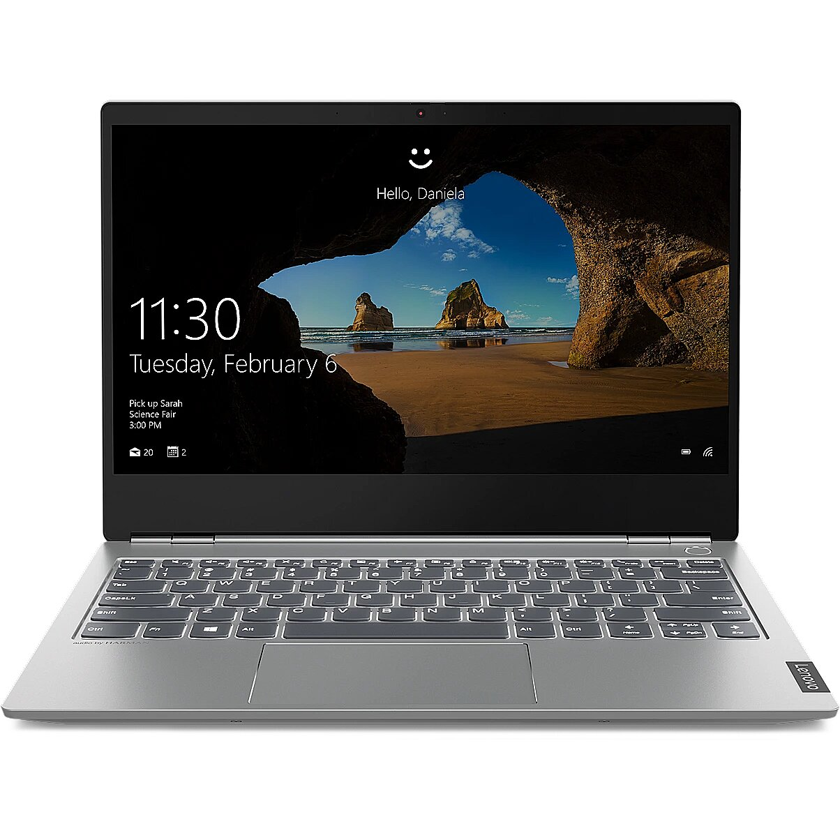 Lenovo ThinkBook 13s Mineral Grey, 13.3