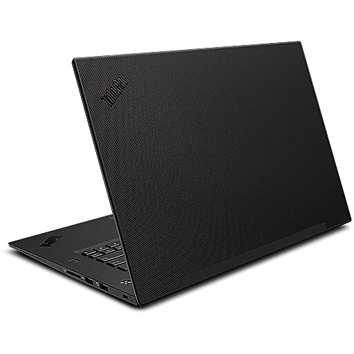 Lenovo ThinkPad P1 (2nd Gen) Black, 15.6