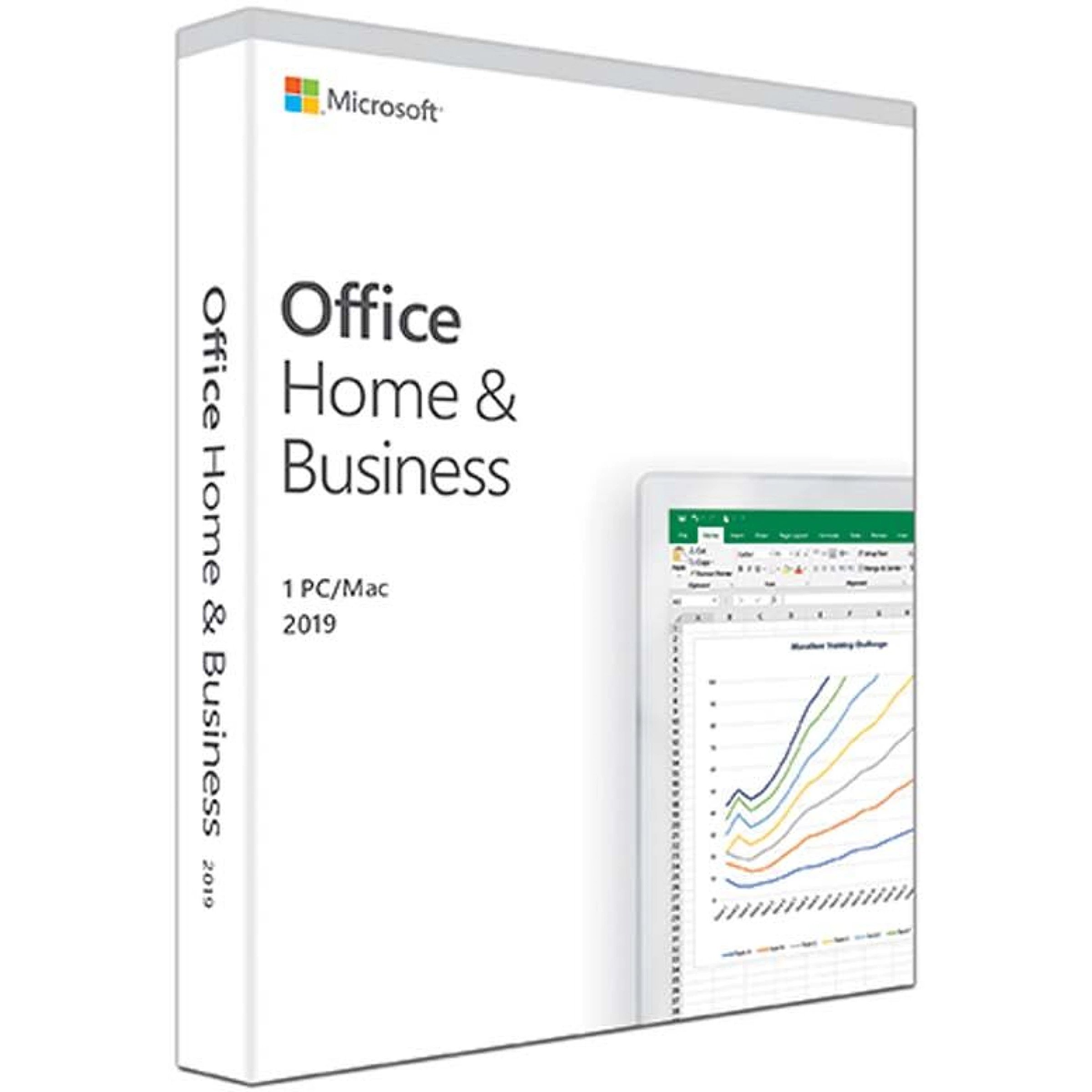 Microsoft Office Home & Business 2019, Russian