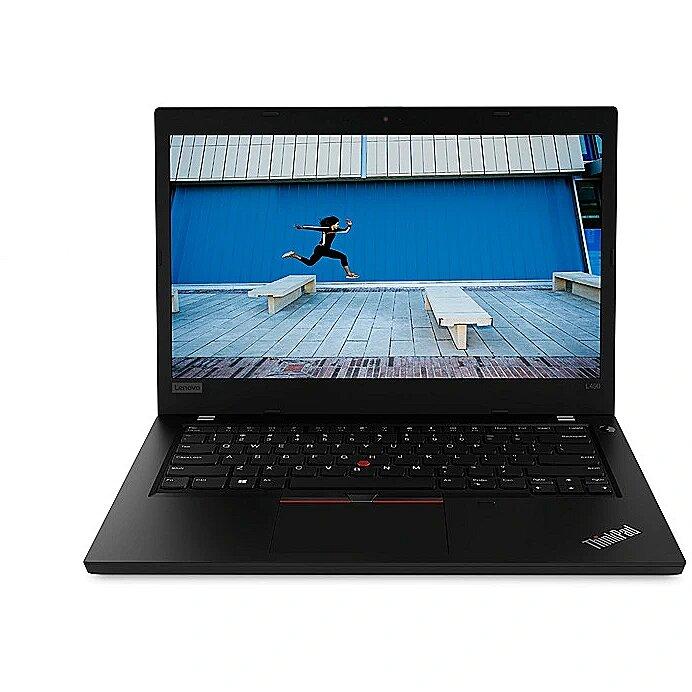 Lenovo ThinkPad L490 Black, 14