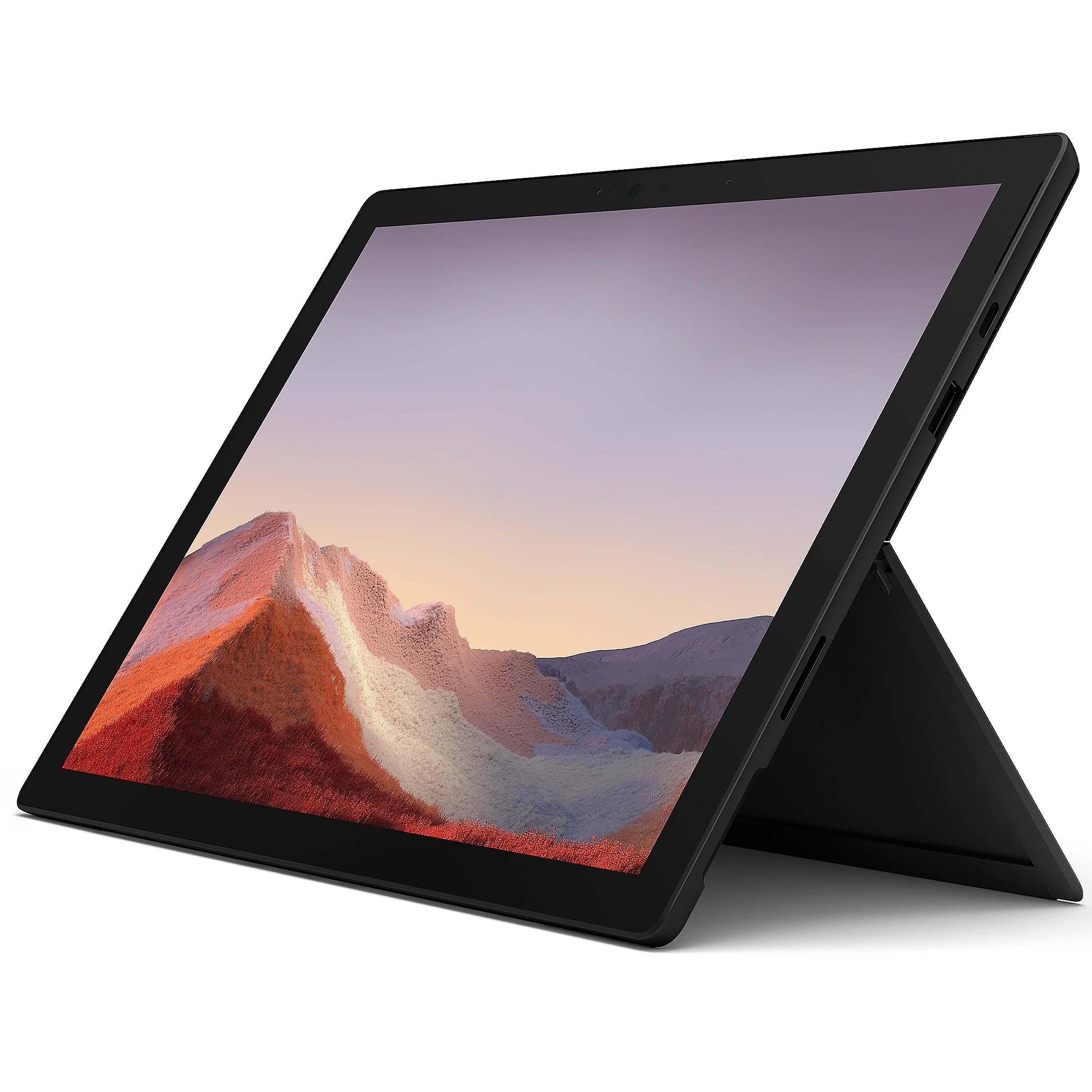 Microsoft Surface Pro 7 Black, 12.3