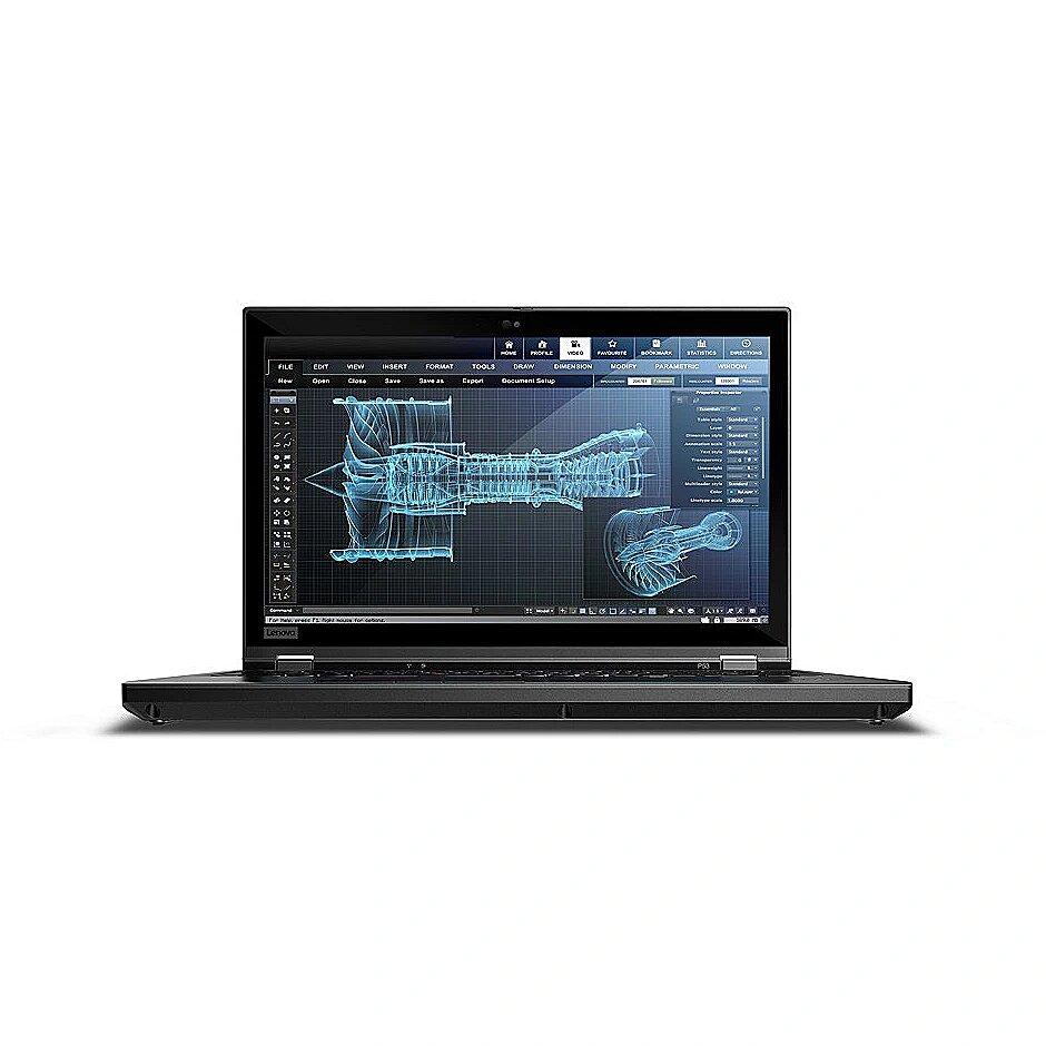 Lenovo ThinkPad P53 20QN0010PB W10Pro i5-9400H/8GB..