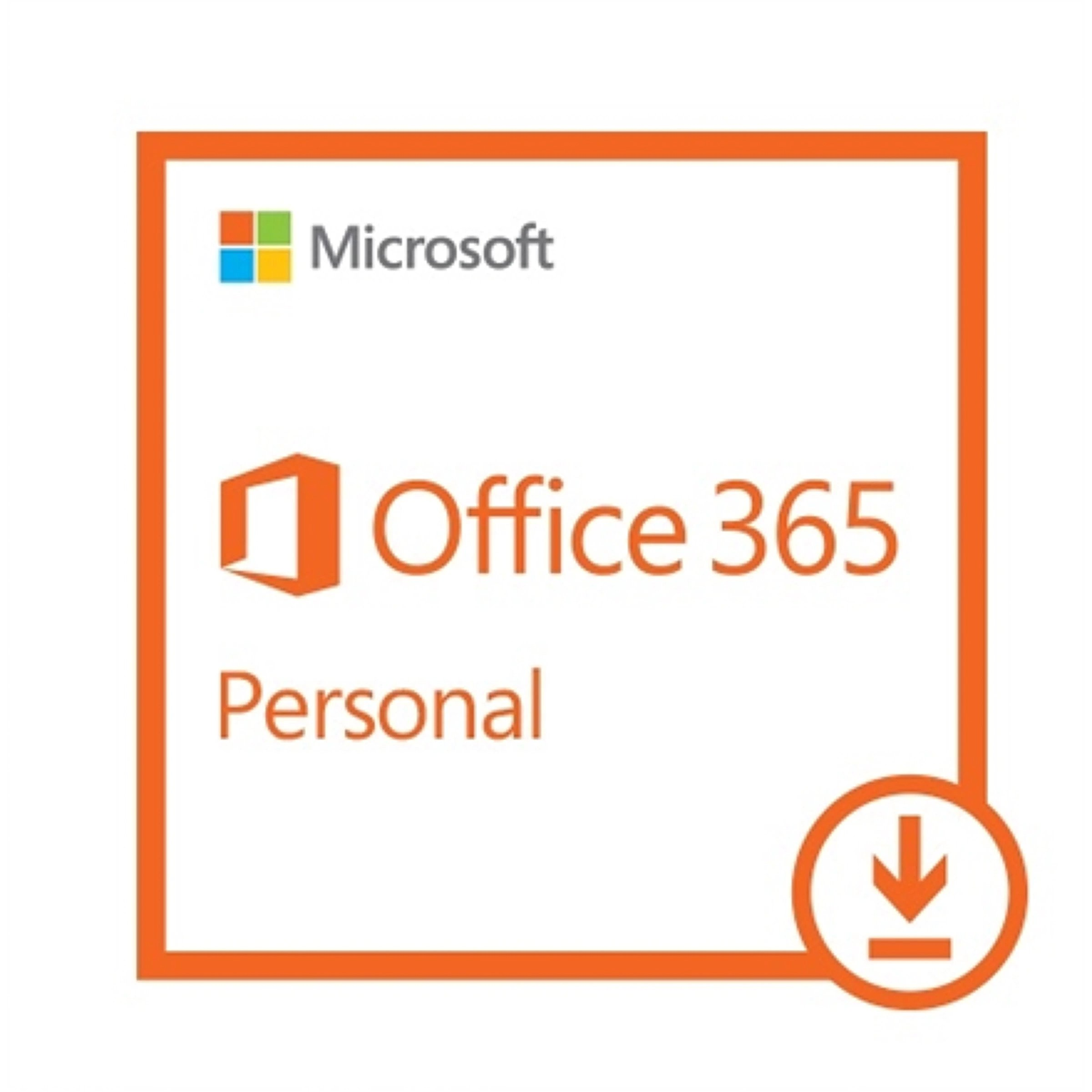 Microsoft QQ2-00012 Office 365 Personal, ESD, Lice..