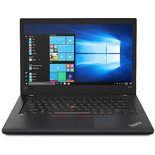 Lenovo ThinkPad A485 Black, 14