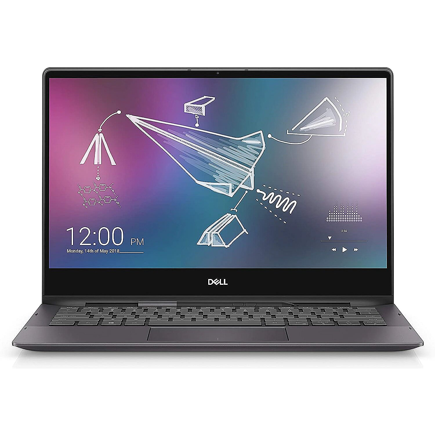 Dell Inspiron 13 (7391) 2in1 Black, 13.3