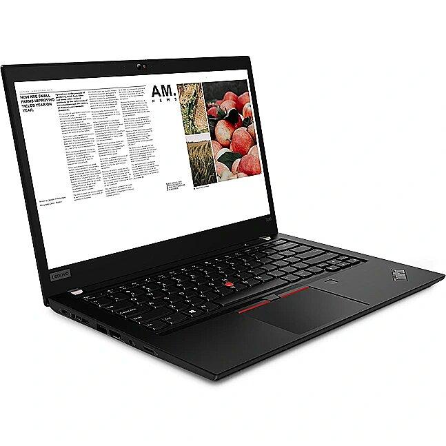 Lenovo ThinkPad T490 Black, 14.0