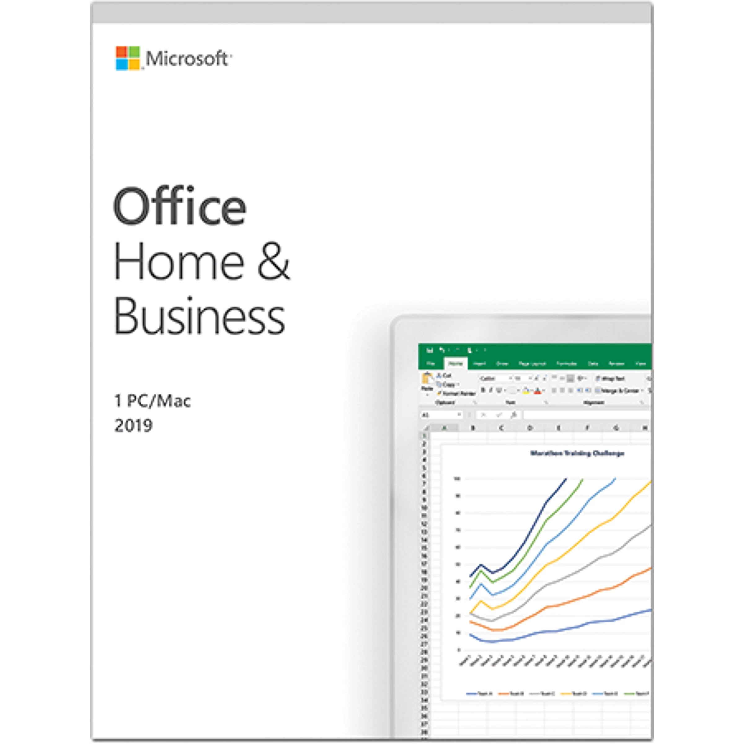 Microsoft T5D-03228 Office Home and Business 2019 ..