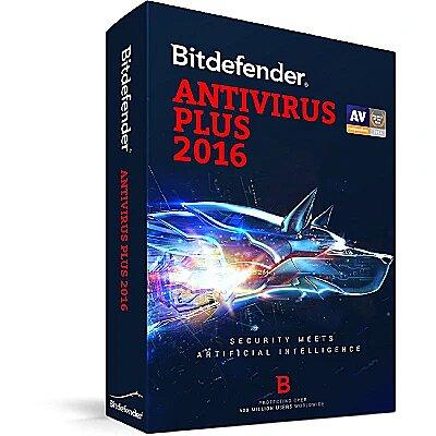 Bitdefender Antivirus Plus 3Y 10U
