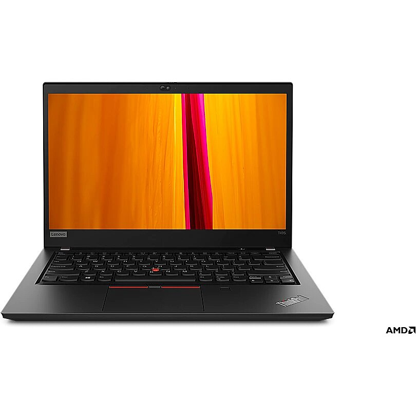 Lenovo ThinkPad T495 Black, 14