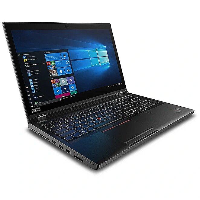 Lenovo ThinkPad P53 Black, 15.6