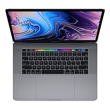Apple MacBook Pro Retina with Touch Bar Space Gray..