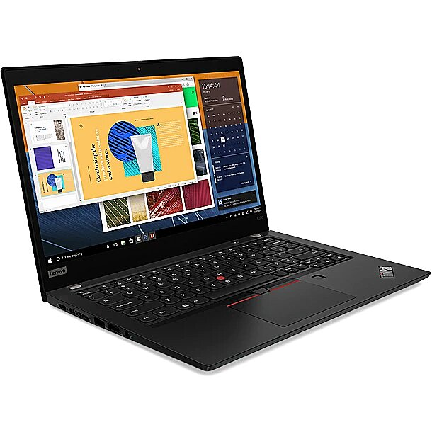 Lenovo ThinkPad X390 Black, 13.3