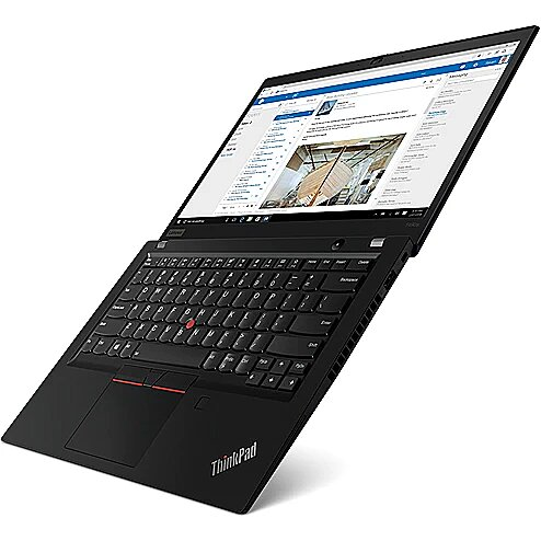 Lenovo ThinkPad T490s Black, 14.0
