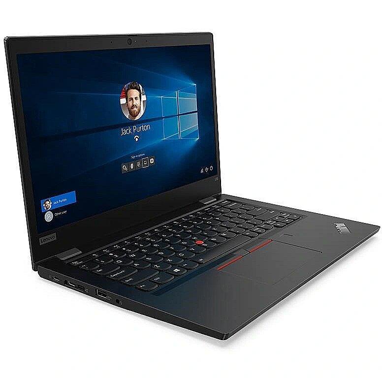 Lenovo ThinkPad L13 Black, 13.3