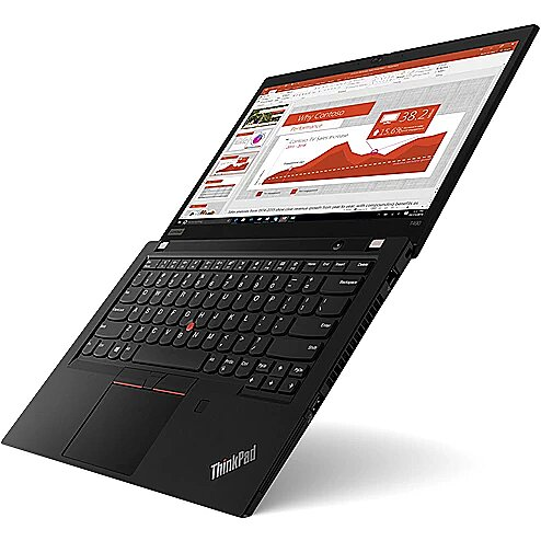 Lenovo ThinkPad T490 Black, 14.0