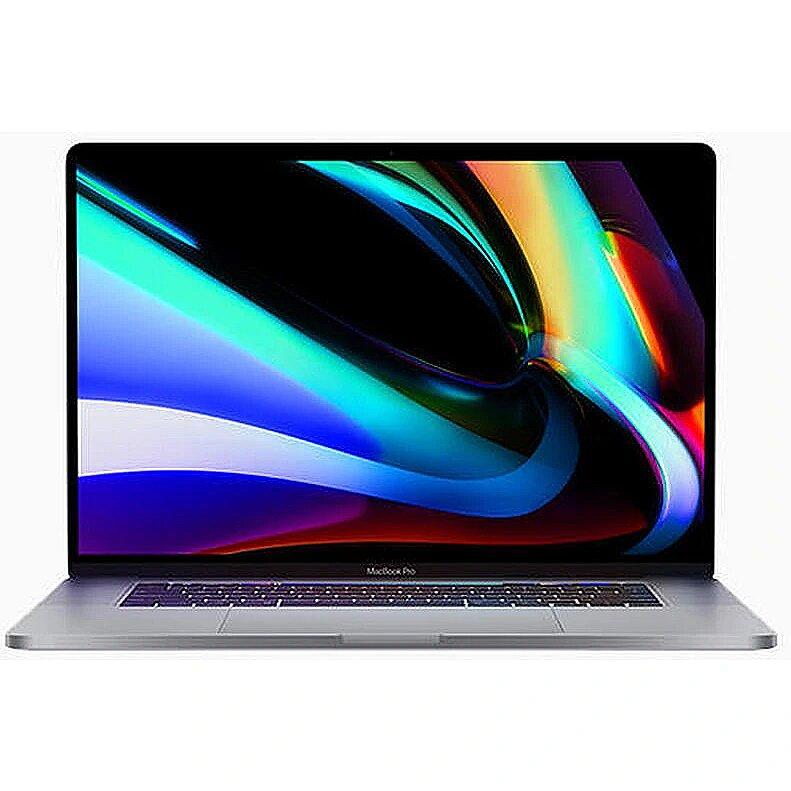 Apple MacBook Pro (16-inch, 2019) Silver, Core i7-..