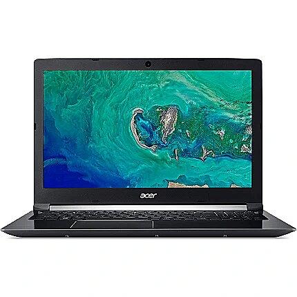 Acer Aspire 7 A715-72G Black, 15.6