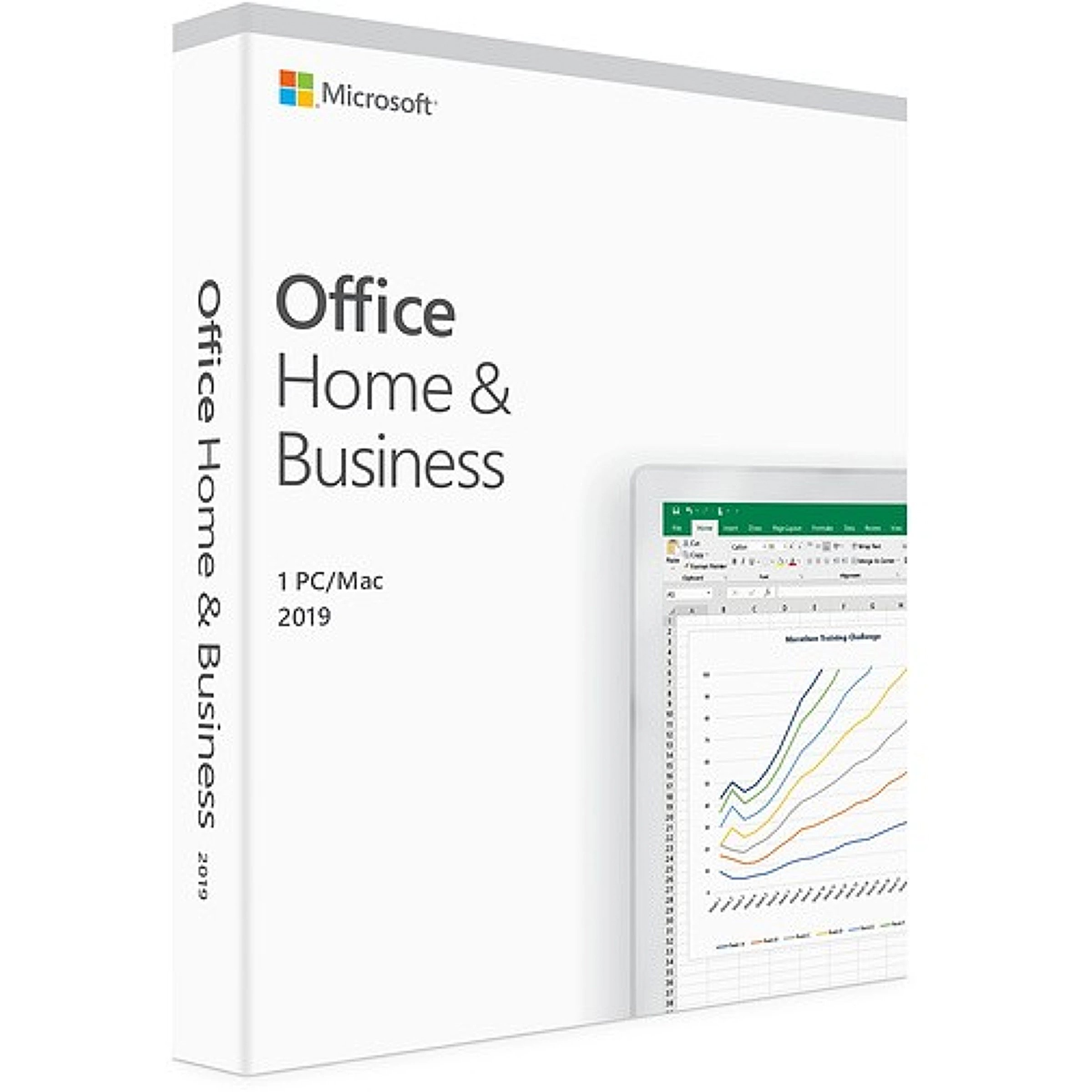Microsoft Office H&B 2019 PL P6 Win/Mac T5D-0331