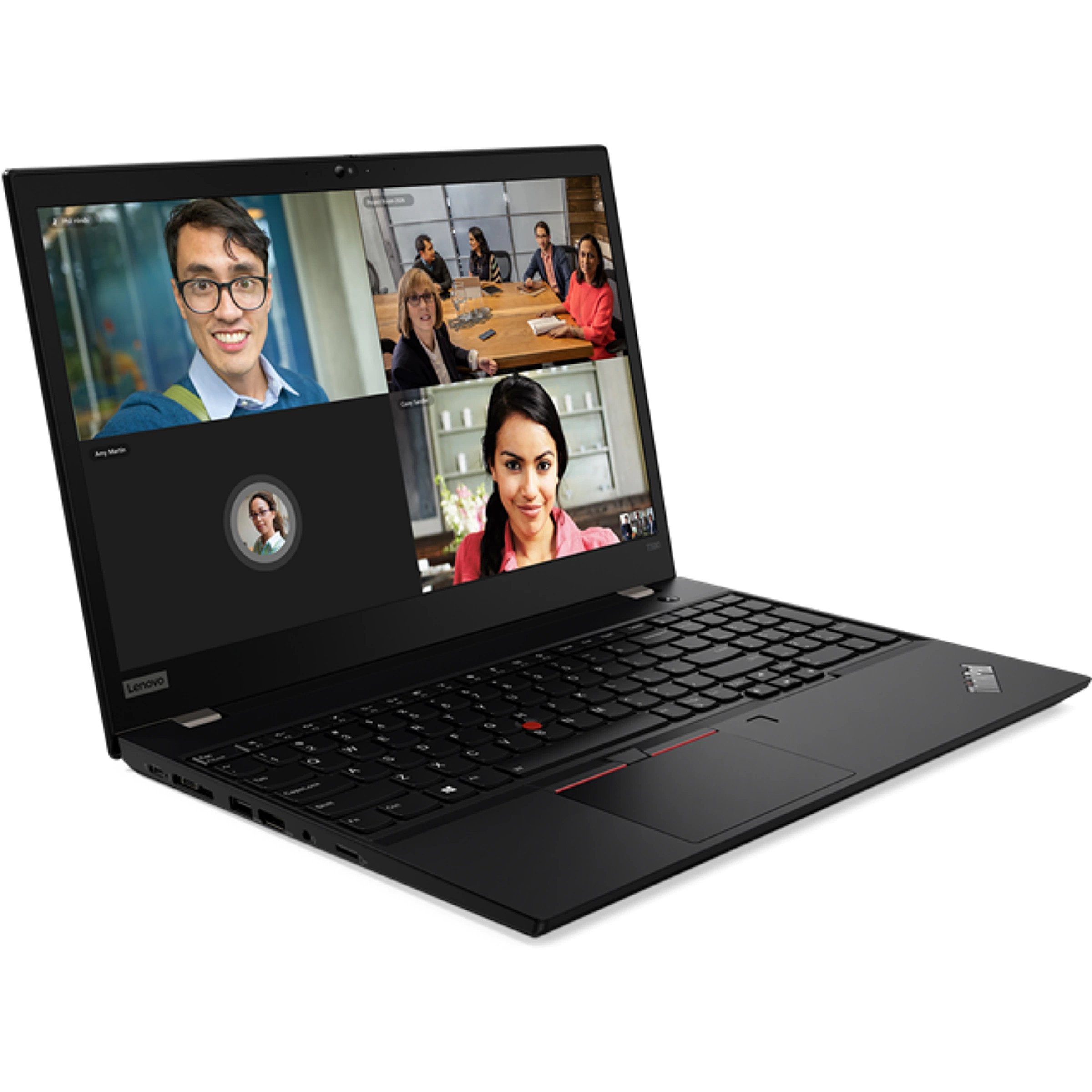 Lenovo ThinkPad T590 Black, 15.6