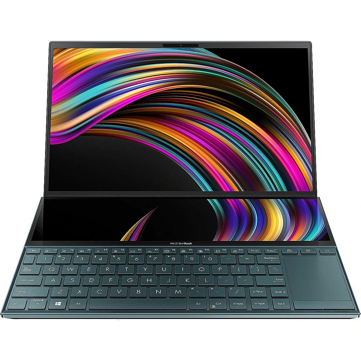 Asus ZenBook Duo UX481FL-BM056T Celestial Blue, 14..