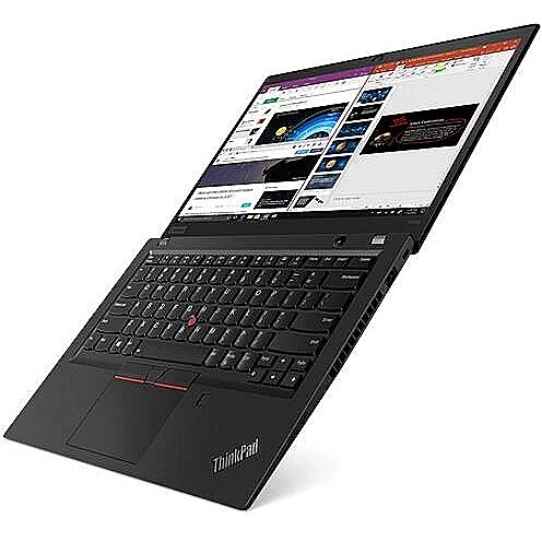 Lenovo ThinkPad T495s Black, 14