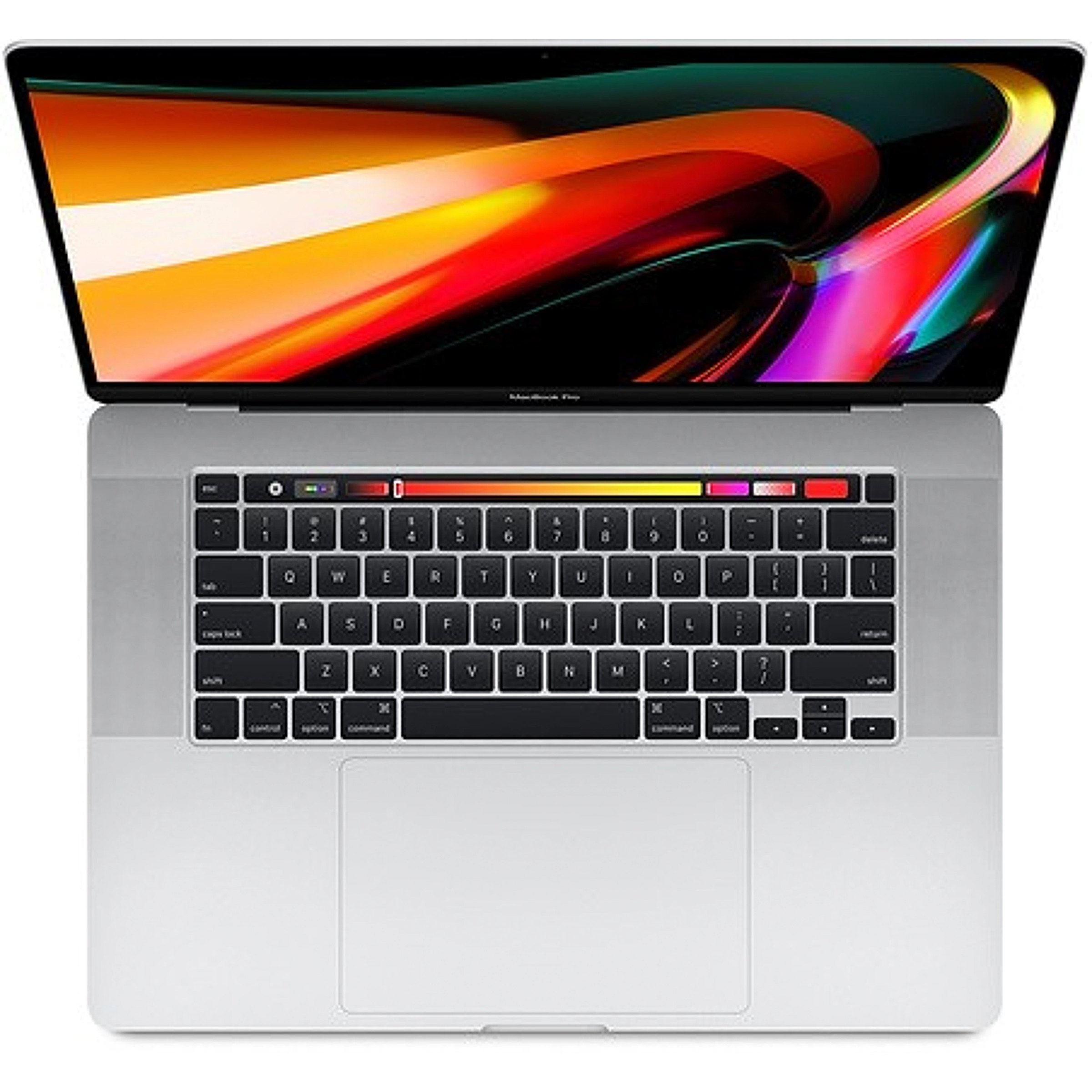 Apple MacBook Pro (16-inch, 2019) Silver, Core i9-9880H, 16GB, 1TB SSD, Radeon Pro 5500M 4GB
