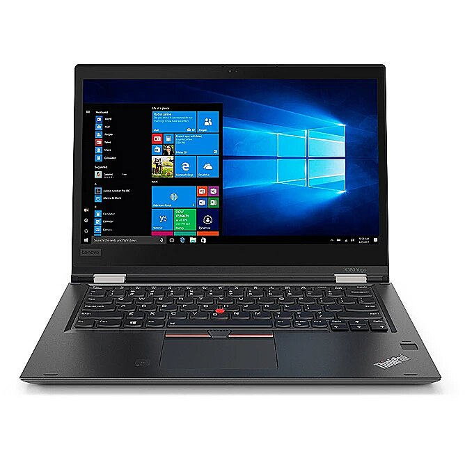 Lenovo ThinkPad X380 Yoga Black, 13.3