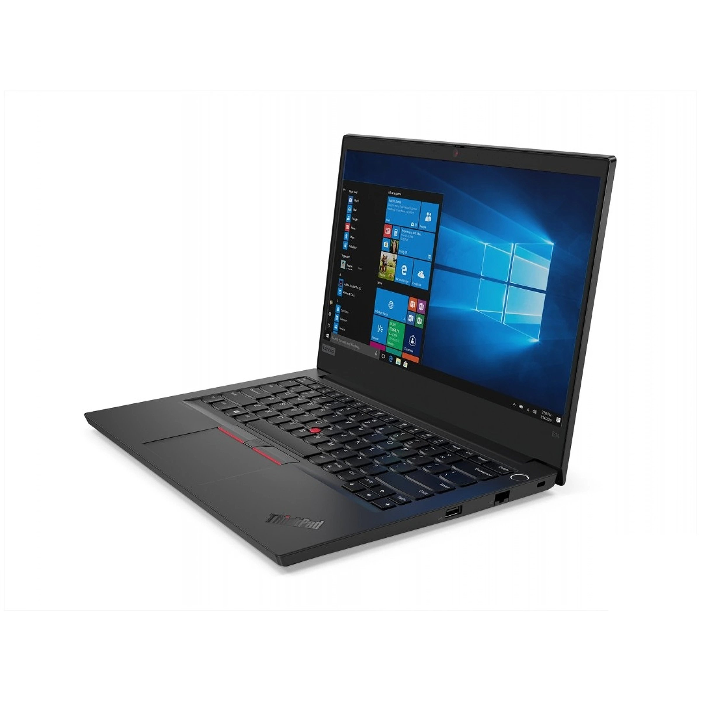 Lenovo ThinkPad E14 Black, 14