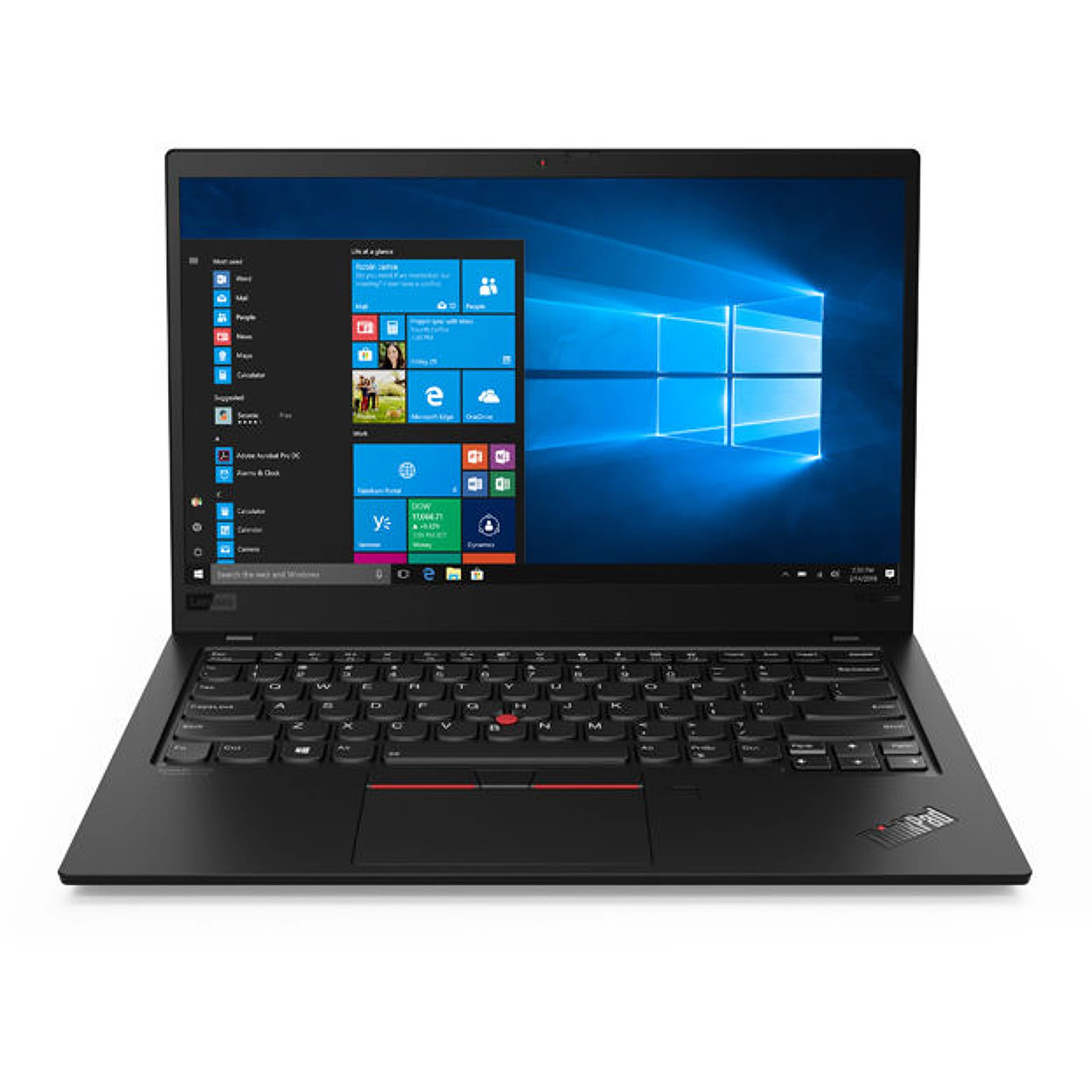 Lenovo ThinkPad X1 Carbon (7th Gen) Black, 14