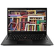 Lenovo ThinkPad T490s Black, 14