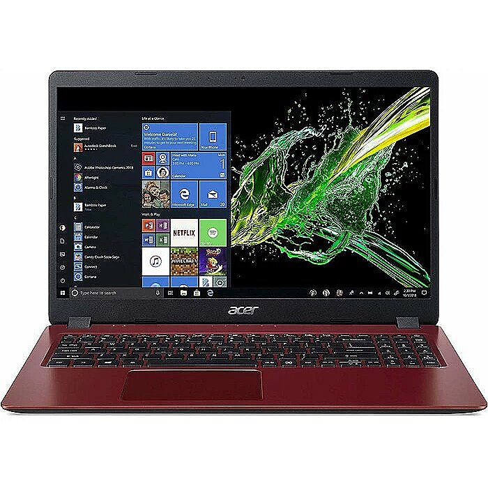 Acer Aspire 3 A315-56-5168 Red, 15.6