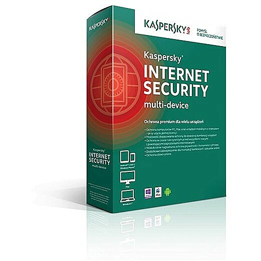Kaspersky Lab IS MD PL Box 2Device 1Y KL1941PBBF