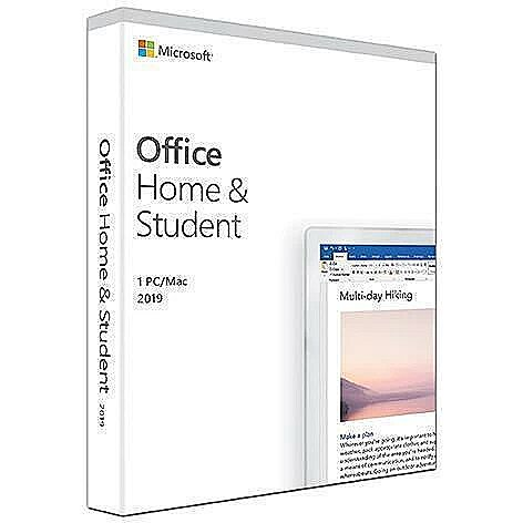 Microsoft 79G-05150 Office Home and Student 2019 E..