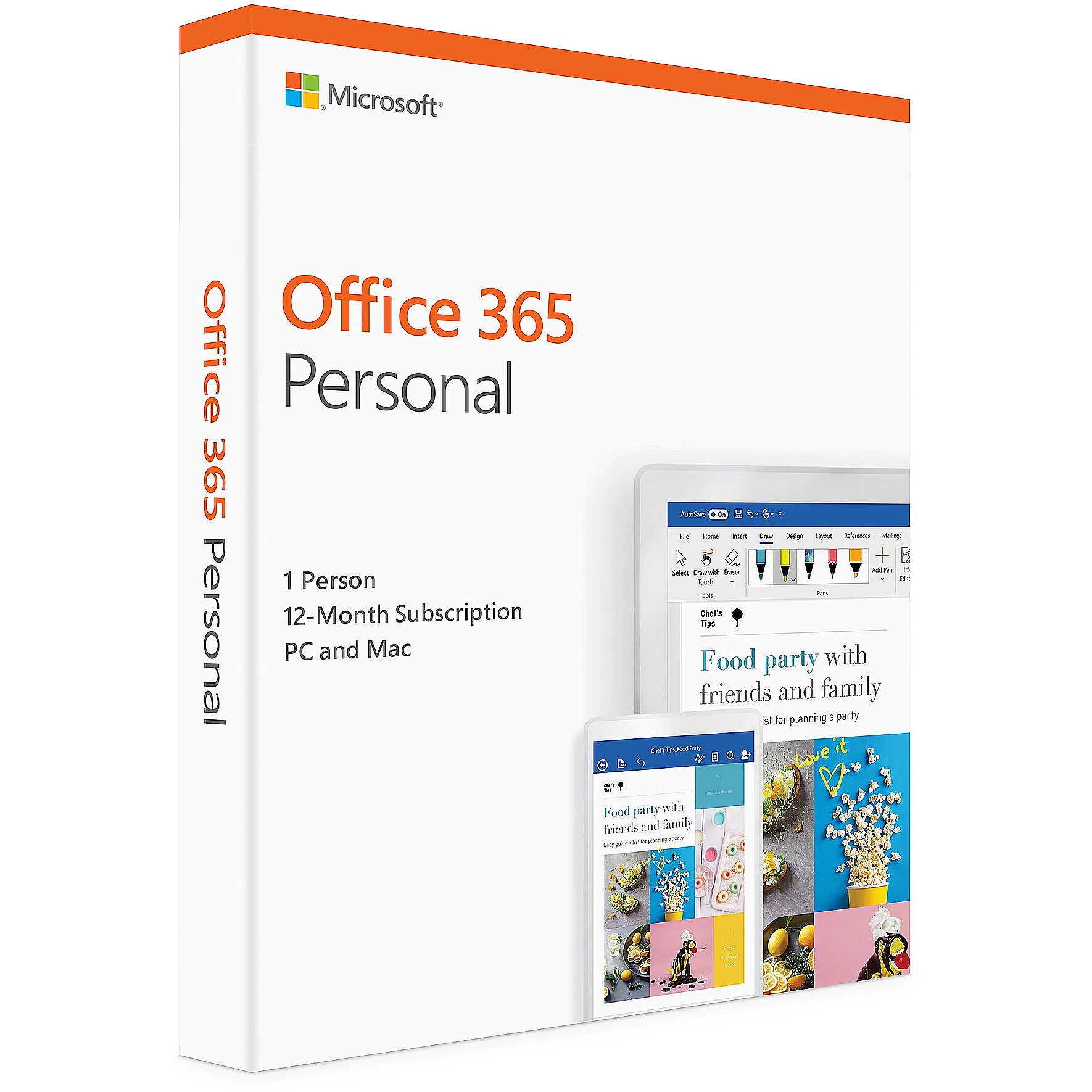 Microsoft Office 365 Personal QQ2-00861 1 person, ..