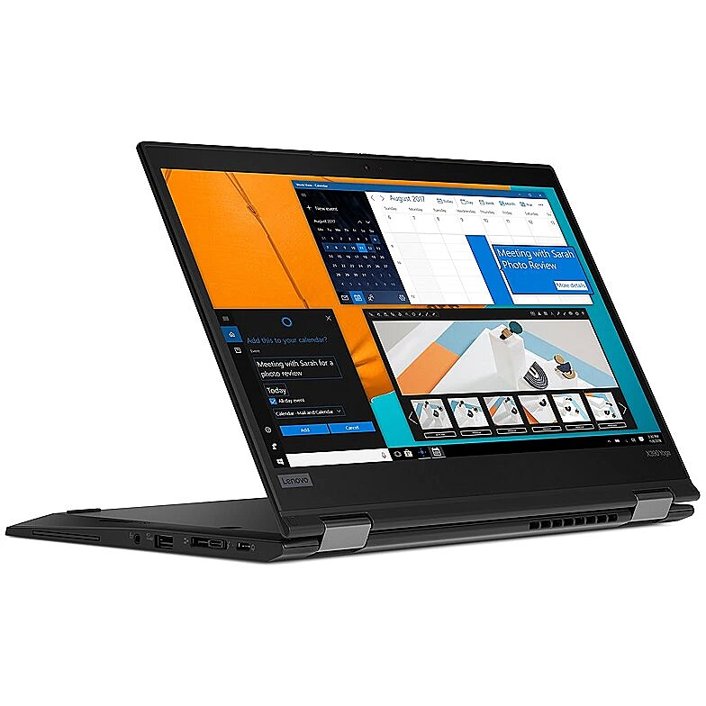 Lenovo ThinkPad X390 Yoga Black, 13.3